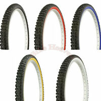 "NEW! DURO 26"" x 2.10"" Bicycle Tire Mountain Bike Style Sidewall MTB Road Bike"