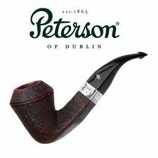 More details for peterson - sherlock holmes hansom - black sandblast - p-lip