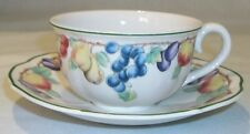 Villeroy & Boch MELINA tea cup (teacup) and saucer
