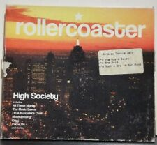 ROLLERCOASTER - HIGH SOCIETY - CD DIGIPACK - USATO 2001