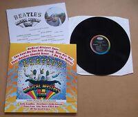 THE BEATLES Magical Mystery Tour 2012 UK remastered stereo 180 gram vinyl LP