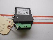 2008 bmw 3 series E90  main fuel gas pump relay  QH0086