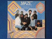 Maze featuring Frankie Beverly - Concert Tour Programme - 1985