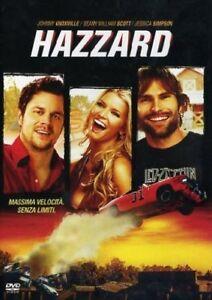 Hazzard (2005) DVD