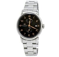 Orient Star Automatic Black Dial Men's Watch RE-AW0001B00B