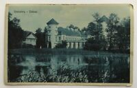 AK Rheinsberg - Schloss - nach Bastheim 9.7.1909