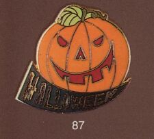 Pin's Demons & Merveilles Cine Music Cinema + Halloween Citrouille