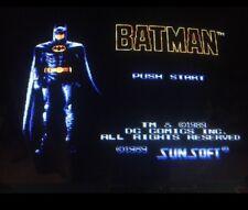 Nintendo Playchoice 10 Batman Cart Pc-10