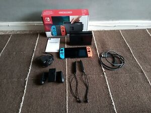 Nintendo Switch Console Bundle Boxed
