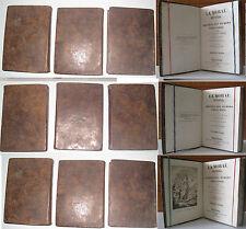 HOLBACH LA MORAL UNIVERSAL 1843 3/3 COMPLET