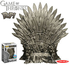 FIGURE GAME OF THRONES 15 CM POP FUNKO IRON SWORD TRONO DI SPADE LIMITED EDITION