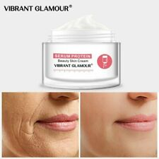 Serum Protein Face Cream Repair Anti-Wrinkle Reduce Red Blood Anti-Allergy Skin