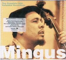 MINGUS CHARLES THE COMPLETE 1959 COLUMBIA RECORDINGS  BOX 3CD NUOVO SIGILLATO