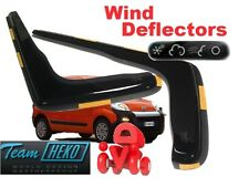 FIAT FIORINO / QUBO / CITROEN NEMO  2008 - 4/5D  Wind deflectors 2.pc HEKO 15160
