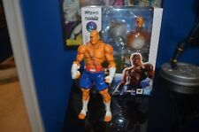 S.H. Figuarts Street Fighter SAGAT Figure with Original Package