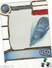 Carte Redakai n° 1-ATT-3113 FR - Creuse méninges (A2560)