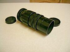 Vintage Soligor 105mm f/2.8 Lens - M42 Mount (2369)