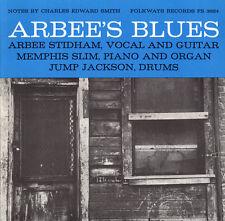 Arbee Stidham - Arbee's Blues [New CD]