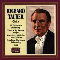 Tauber, Richard - Favourites, Vol. 1 (CD) (2000)