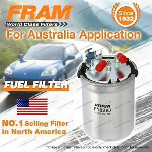 Fram Fuel Filter for Volkswagen Polo 9N 4Cyl 1.9L Turbo Diesel Refer Z799