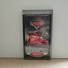 Disney Cars | Playstation Portable PSP Platinum NEU versiegelt