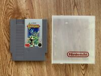 Castlevania + Nintendo Clamshell Case (NES) *AUTHENTIC, TESTED, 5-SCREW*