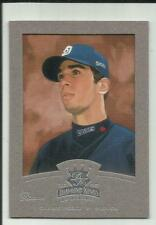 Oliver Perez 2002 Diamond Kings Silver Foil RC #153  #102/250    Padres Rookie