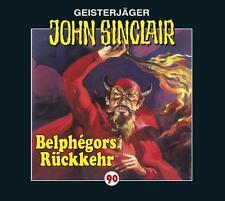 John Sinclair 90 - Belphégors Rückkehr - NEU OVP
