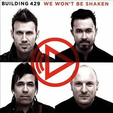 We Won't Be Shaken by Building 429 (CD, 2013, Provident Music Group)
