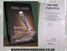 Paul Kane Shadow Writer Signed Limited Edition #28/150