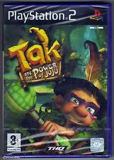 Tak and The Power of Juju Sony PlayStation 2 Ps2 3 Action Game