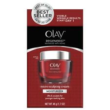 Olay Regenerist Micro-Sculpting Cream Face Moisturizer 1.7 oz.