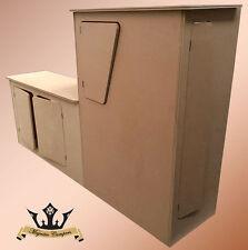 Vauxhall Vivaro Camper Motorhome Kitchen Unit Pod Cupboard interior MDF 1