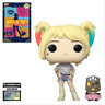 EXCLUSIZE Birds of Prey Harley Quinn with Beaver Pop! W/ Collectible Card