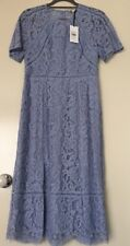 Whistles London 'Lilly' Lace Shift Dress, UK 12, EU 40, US 8, Brand New, Formal
