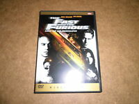 DVD The Fast and the Furious mit Paul Walker und Vin Diesel ... Top Filma