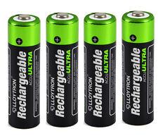 4 x Lloytron AA Rechargeable Batteries 2700 mAh NiMH ( B1025 )