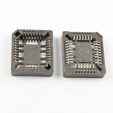 5Pcs PLCC32 PLCC 32 Pin SMT Socket Adapter PLCC Converter