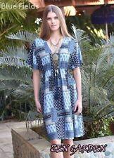 Boho Regular Dresses Patchwork