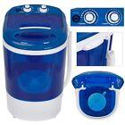 9 lbs Portable  Mini Laundry Washer Compact Washing Machine Idea for Dorm Home photo