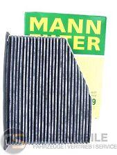 1x Mann CUK2939 Filtro Habitáculo + Carbón Activado de Polen VW Audi Skoda Seat
