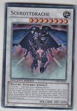 YU-GI-OH Schrottdrache Super Rare CT09-DE006