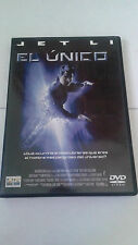 "DVD ""EL UNICO"" JET LI JASON STATHAM JAMES WONG"
