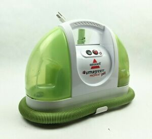Bissell Little Green ProHeat Pet   Model 1425-W Tested Works great FAST SHIPPING