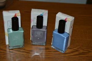 3 Trust Fund Beauty Polish~What's a Budget~Zero Carbs~I Give Good Tweet