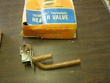 NOS 1955 1956 Chevrolet Bel Air + Truck Heater Water Control Valve Chevy Pickup