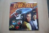 Star Trek Official Calendar 2013 New & Original Package