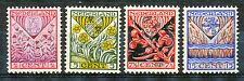 Nederland  208 - 211 postfris