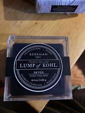 Beekman 1802 - Lump of Kohl Detox Purifying Bar - 8 oz.