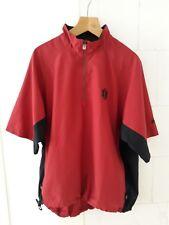 Adidas Golf Chaqueta Marrón Medio M. el Abierto St Andrews 2005